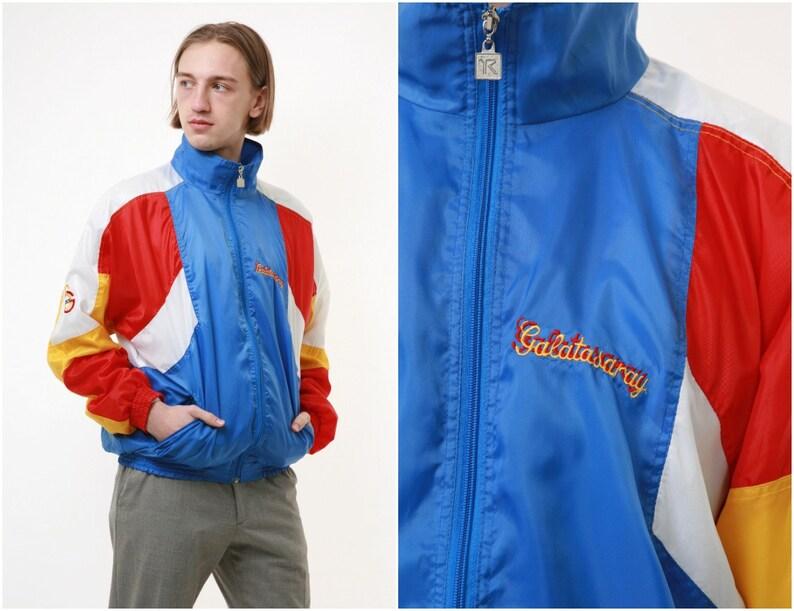 Galasataray Vintage Oldschool Sport Track Jacket 18236