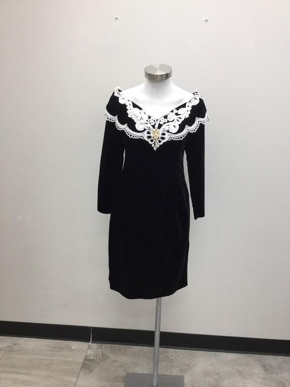 Vintage Scott McClintock Dress
