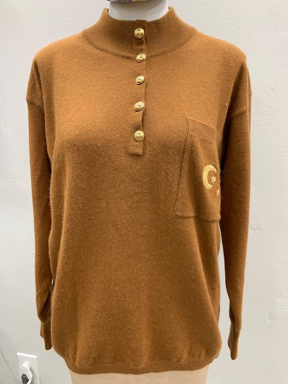 Laurel Vintage Wool Blend Sweater