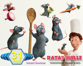 Ratatouille Costume Etsy