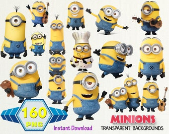 Minions Backgrounds Etsy