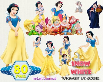 Disney Snow White And The Seven Dwarfs Dopey, HD Png Download - vhv