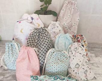 Bulk bag storage bag