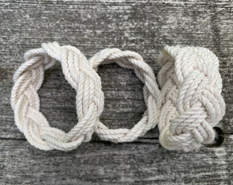 Handwoven Sailor Bracelet