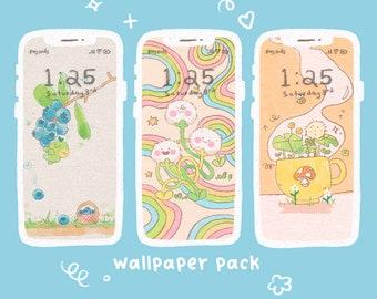 Poggy Wallpaper Pack