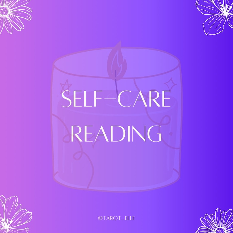 Same-Day Self-Care Tarot Reading Within 24 Hours Oracle Card
