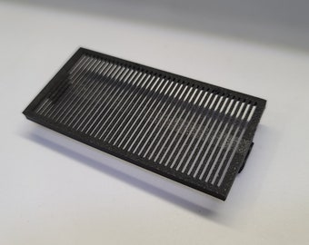 Slotted Overflow Coversfor Aquarium Filter Intakes (Many Tank Models)