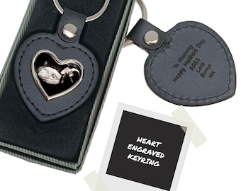 Baby Scan Keyring - Birthday Gift From Bump to Mum to be - Personalised Gift to Nanny From Bump - Gift Grandma to be Pregnancy Announcement