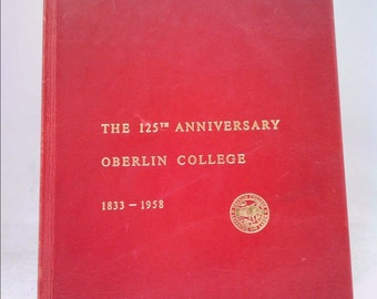Oberlin Kansas 75th Anniversary Farmers/' National Bank 1961