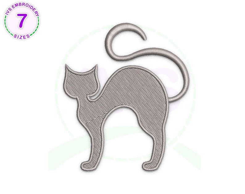 mini kitty,mini kitten design kitty machine embroidery Cat pattern mini Cat design kitten embroidery Cat embroidery design Cat design
