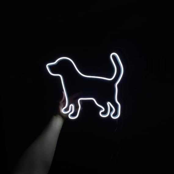 Neon LED - Dog