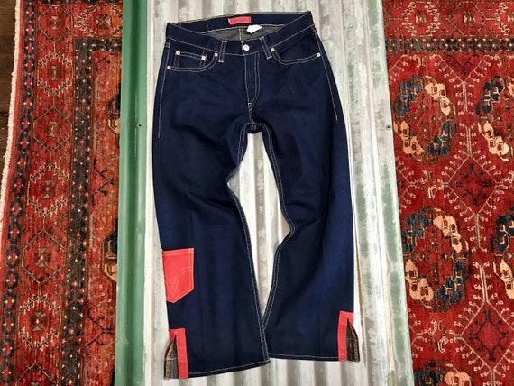 Levis Type 1 Real Loose Jeans Sz 36/32 - OOAK