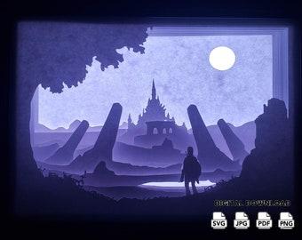 Legend of Zelda: Breath of the Wild Inspired