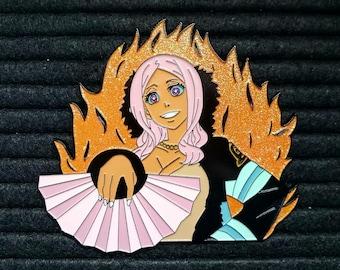 Princess Flames !!
