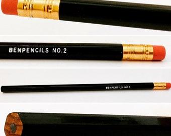 BenPencils Premium Incense Cedar HB pencil