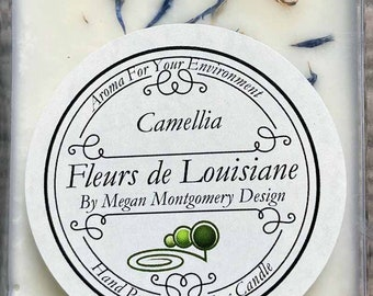 Hand Poured Soy Wax Melts made  with Cajun Love in Youngsville, Louisiana
