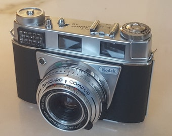 Kodak Retina IIS Type 024 II S 35mm Camera Schneider Xenar f:2.8/45mm lens
