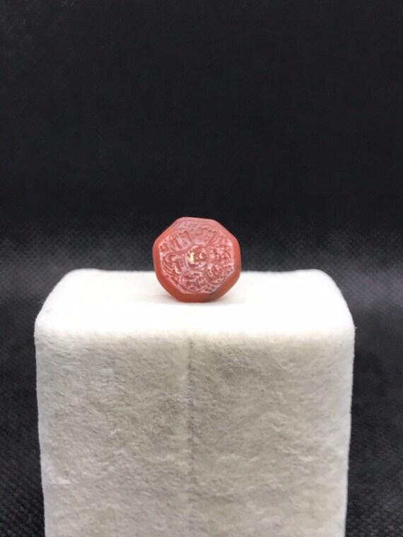 19. Century Ottoman Agate Seal