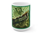 Dank Swamp Rebellion 420 Special: Electric Boogaloo *Limited Run Mug 15oz