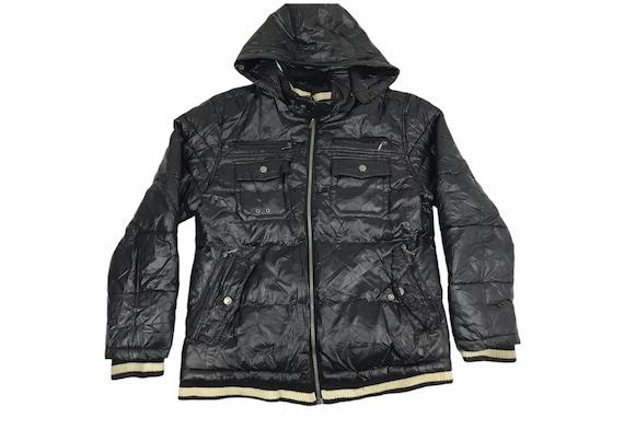 Vintage Tpx Japanese Brand Puffer Jacket Style Hoo