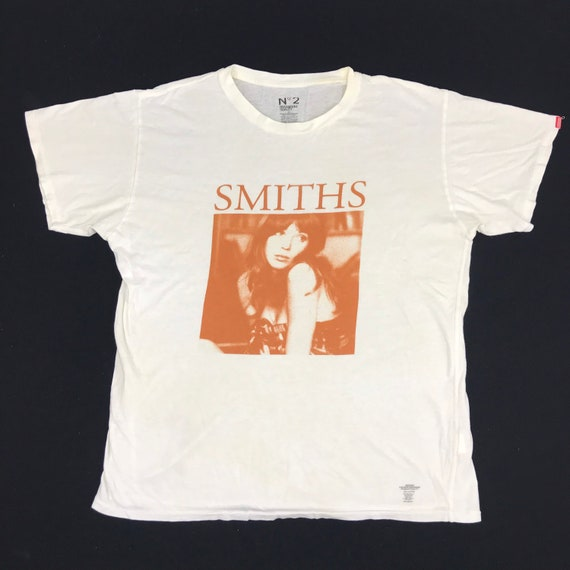 Vintage The Smiths Bedwin and Heartbreakers Nice D