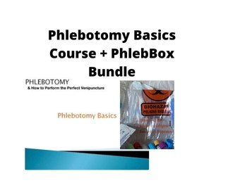 Phlebotomy Basics Course Audio Version