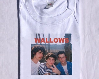 Wallows vintage retro t shirt