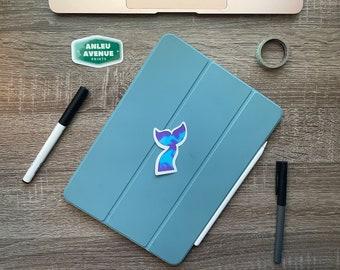 Mermaid Tail | Water Resistant Glossy Die Cut Sticker |