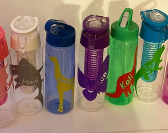 Personalised Water Bottle in a choice of designs