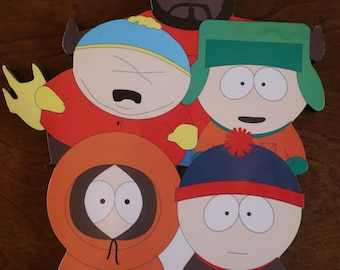 Kyle South Park Cartman NEW UNUSED Stan /& Kenny as Pimps Refrigerator Magnet