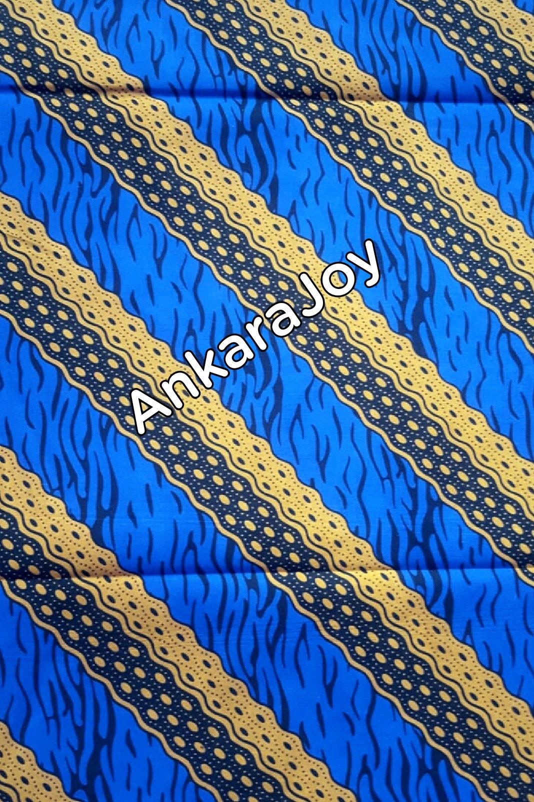 Per Yard African Wax Print Fabric--Vibrant Colours--High Quality Ankara Sold By The Yard 1 Yard 100/% Cotton Free UK Shipping.