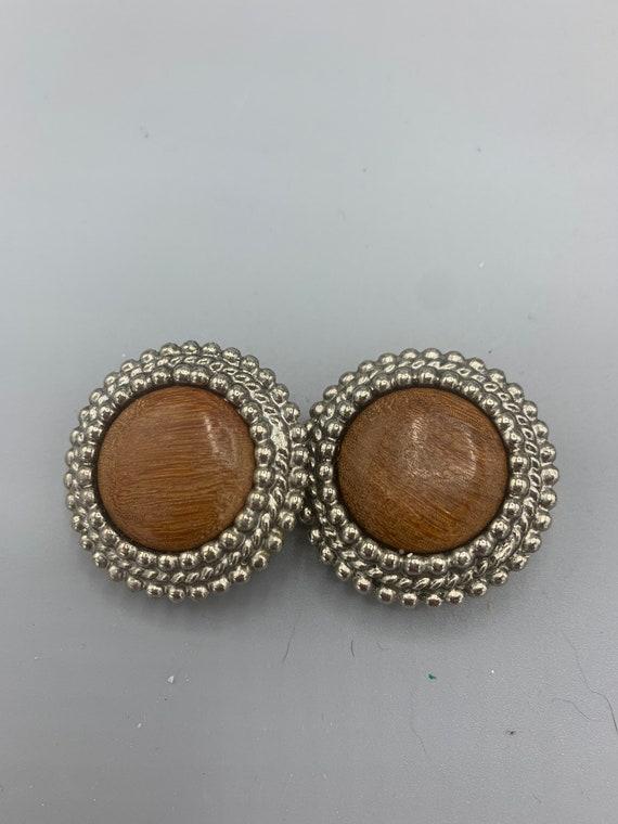 Edouard Ramboud clip on earrings