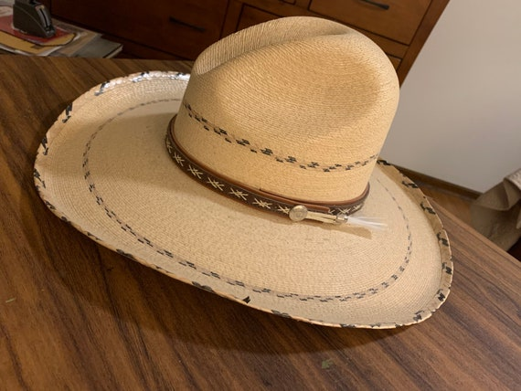 Rockmount and Sahuayo Cowboy Hat 6 7/8