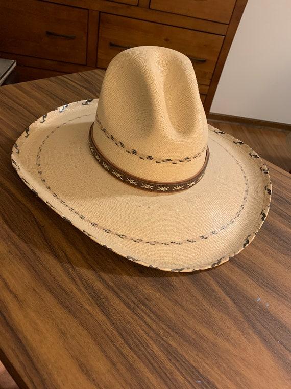 Rockmount and Sahuayo Cowboy Hat 6 7/8 - image 4