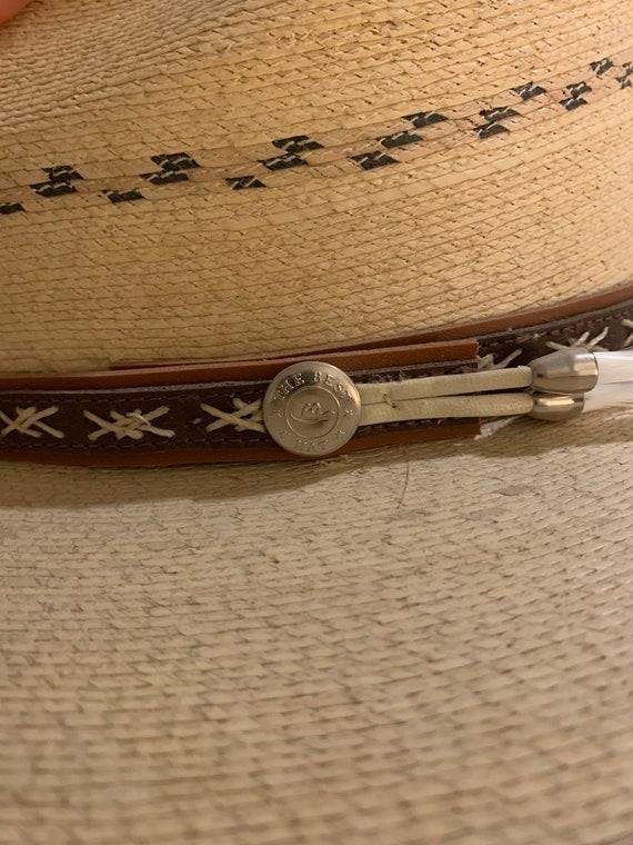 Rockmount and Sahuayo Cowboy Hat 6 7/8 - image 6