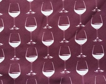 Wine Moroccan Design Headband
