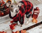Comfy Custom Italian Greyhound Pjs