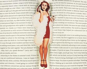 Clueless Cher Horowitz Patch Iron On Sew 90s TV Alicia Silverstone film US movie