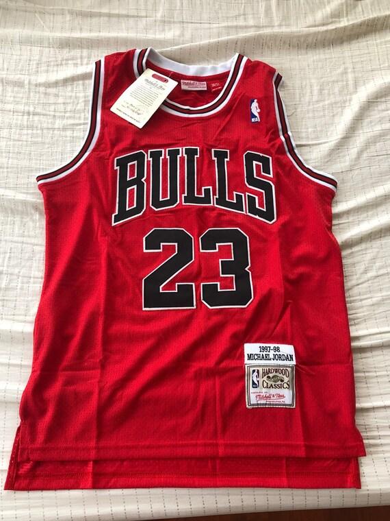 Jordan #23 Chicago Bulls NBA Jersey