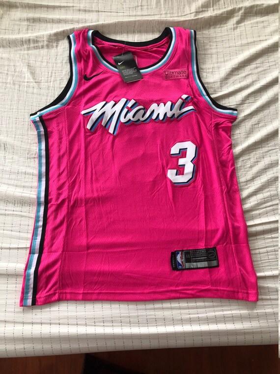 Miami Heat #3 Wade NBA Jersey
