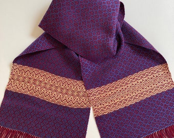 Classic Handwoven Scarf