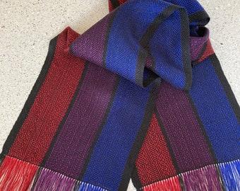 Beautiful Handwoven Scarf