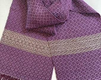 Lovely Handwoven Scarf