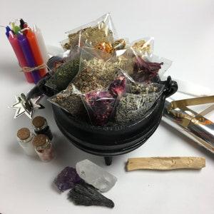 PETROGRAPHIC SCRIBE Starter Kit primer dry pigments gum arabic recipes stone paper brush mortar and pestle