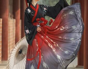 Geisha Cosplay Etsy