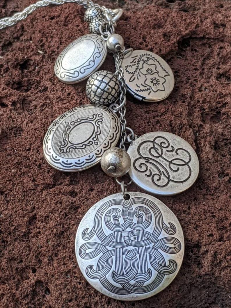 Premier Designs Family Heirloom Necklace