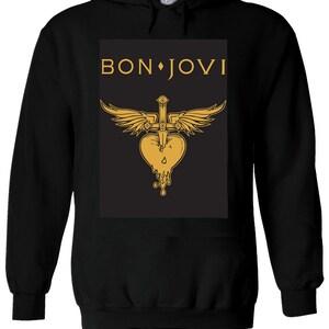 Rare! storeQ Bon Jovi Bootleg 90s Thankx For Believein Jon Bon Jovi