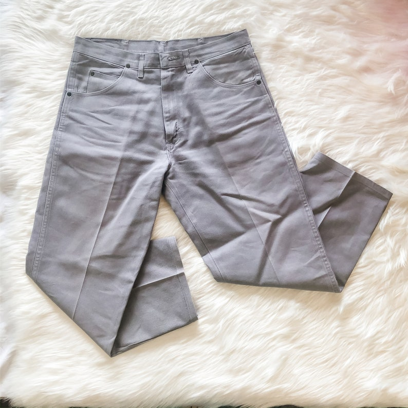 Wrangler Rugged Wear Men/'s Vintage Jeans