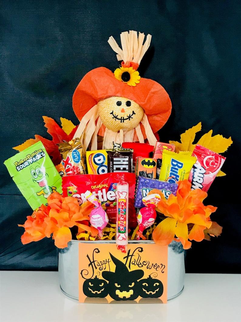Happy Halloween Gift Basket