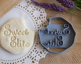 Custom Logos Cookie Cutter
